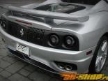 Карбоновый спойлер Novitec для Ferrari 360 Modena Spider 99-05