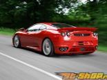Спойлер Novitec для Ferrari 430 Modena Coupe 05+