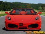 Накладка на передний бампер Novitec на Ferrari 430 Modena 05+