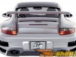Багажник с спойлером NR Auto GT Стиль на Porsche 997 TT & C4 05+