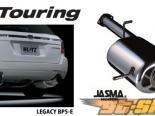 Blitz NUR-Touring выхлоп-- BH5 EJ20T [BL-68004]