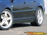 Пороги Oettinger на Audi A4 B5 96-01