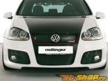 Накладка на передний бампер Oettinger для Volkswagen Jetta V 06+