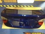стандартный багажник Deck Interlagos Синий BMW M3 E90 08-11