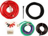 Pyle Plam-20 4-guage Amplifierinstall комплект Amplifier Install комплект