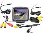 3.5 Tft Lcd Monitor W/ Univmnt задний Vw & Backup Co