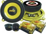 Pyle 5.25in Gear Cmpnt Spkr Sys Spkr Sys