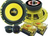 Pyle 6.5in Gear Cmpnt Spkr Sys Spkr Sys