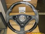 DCT Motorsports Leather Wrap Карбон Trim Steering Диски Porsche 996TT 01-05
