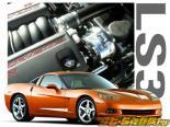 ProCharger H.O. Intercooled Supercharger System Chevrolet Corvette C6 08-09
