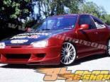 Накладки по кругу на Honda Civic 1992-1995