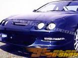 Передняя губа на Acura Integra 1994-1997 Fascia