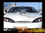Пластиковый капот для Mercury Cougar 1999-2002 Ram Air Стиль