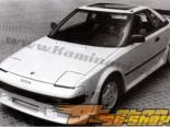 Обвес по кругу на Toyota MR2 1985-1986