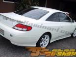 Накладка на задний бампер для Toyota Solara 1999-2003 Левый Half