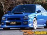 Пороги Prova для Subaru WRX|STI