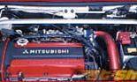 Ralliart передний  растяжка Mitsubishi EVO VIII 03-05