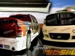Обвес по кругу на Dodge Ram 2003-2005