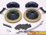 RD Sport передний  6P 380/35mm Crossed-Drilled Тормозная система BMW M5 E60 07-10