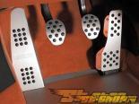 Rennline Aluminum Pedal Set With Dead Pedal 4 части Porsche 997 05+
