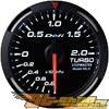 "Defi Белый Racer 2 1/16"" Boost Датчик [DF06503]"