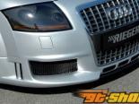 Rieger R-Frame передний  бампер w/ 3 Intakes Audi TT 8N 00-06