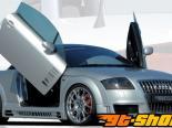 Решётка радиатора Rieger R-Frame S8 для Audi TT 8N 00-06