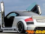 Задний бампер Rieger R-Frame для Audi TT 8N 00-06