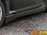 Пороги R Magic на Mazda RX8