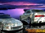 Аэродинамический Обвес на Lexus SC300/400 1992-1997