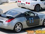 Карбоновый спойлер Seibon NS-Стиль на Nissan 350Z 2002-2008