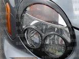 Seibon Карбоновый передние фары Covers - Subaru Impreza WRX, STi 02-03