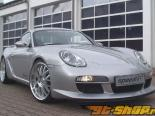 Передний бампер SpeedART GT для Porsche Cayman 06+
