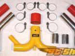 SpeedTech 700 68mm Y-Pipe комплект Porsche 996TT