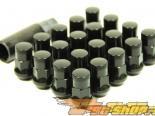Muteki SR35 Lug Nuts - Чёрный (Closed Ended)