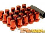 Muteki SR35 Lug Nuts - Красный (Closed Ended)