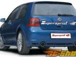 Supersprint нержавеющий Выхлоп Volkswagen R32 2004
