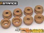 Stance Aluminum Subframe Bushing Set - Nissan 240SX 89-98 (S13, S14)