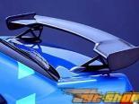 Карбоновый спойлер STI на Subaru WRX|STI