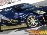 Карбоновый обвес с кевларовым покрытием Стиль King на Nissan 350Z