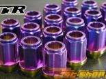 T1R Титан Lug Nuts