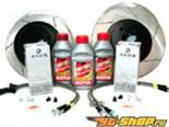 StopTech Stage 2 тормозной Upgrade : Nissan 350Z 03-05 #17515