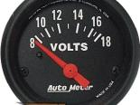 Auto Meter Z Series Датчик : вольтметр #18419