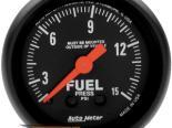 Auto Meter Z Series Датчик : давления топлива 0-15 PSI #18449