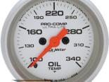 Auto Meter Ultra-Lite Датчик : температуры масла 100-340 deg. F #18495