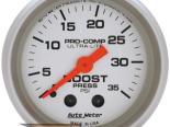 Auto Meter Ultra-Lite Датчик : Boost 0-35 PSI #18518