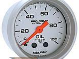 Auto Meter Ultra-Lite Датчик : давление масла 0-100 PSI #18525