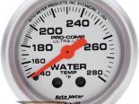 Auto Meter Ultra-Lite Датчик : температуры жидкости 140-280 deg. F #18534