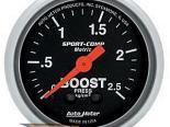 Auto Meter Sport-Comp Датчик : Boost 0-2.5 Kg/Cm2 #18716