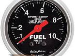 Auto Meter Sport-Comp Датчик : давления топлива 0-1.0 Bar #18718